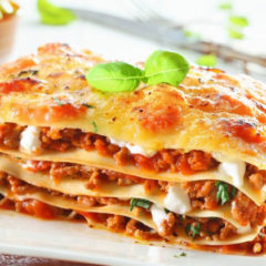 Tully's tastiest vegan lasagna recipe ever!