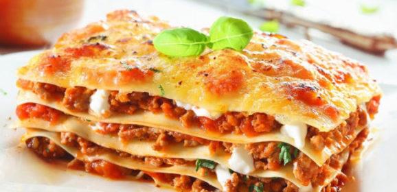 Tully's tastiest vegan lasagna recipe ever!
