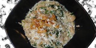 Risotto, endless variations on a theme.