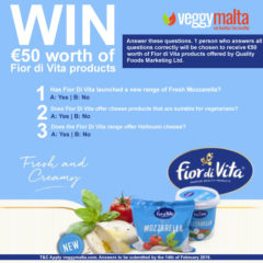 Facebook Competition – Win €50 worth of Fior di Vita products – ends 14th February 2019