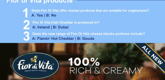Facebook Competition – Win €50 worth of Fior di Vita products – ends 15th March 2019