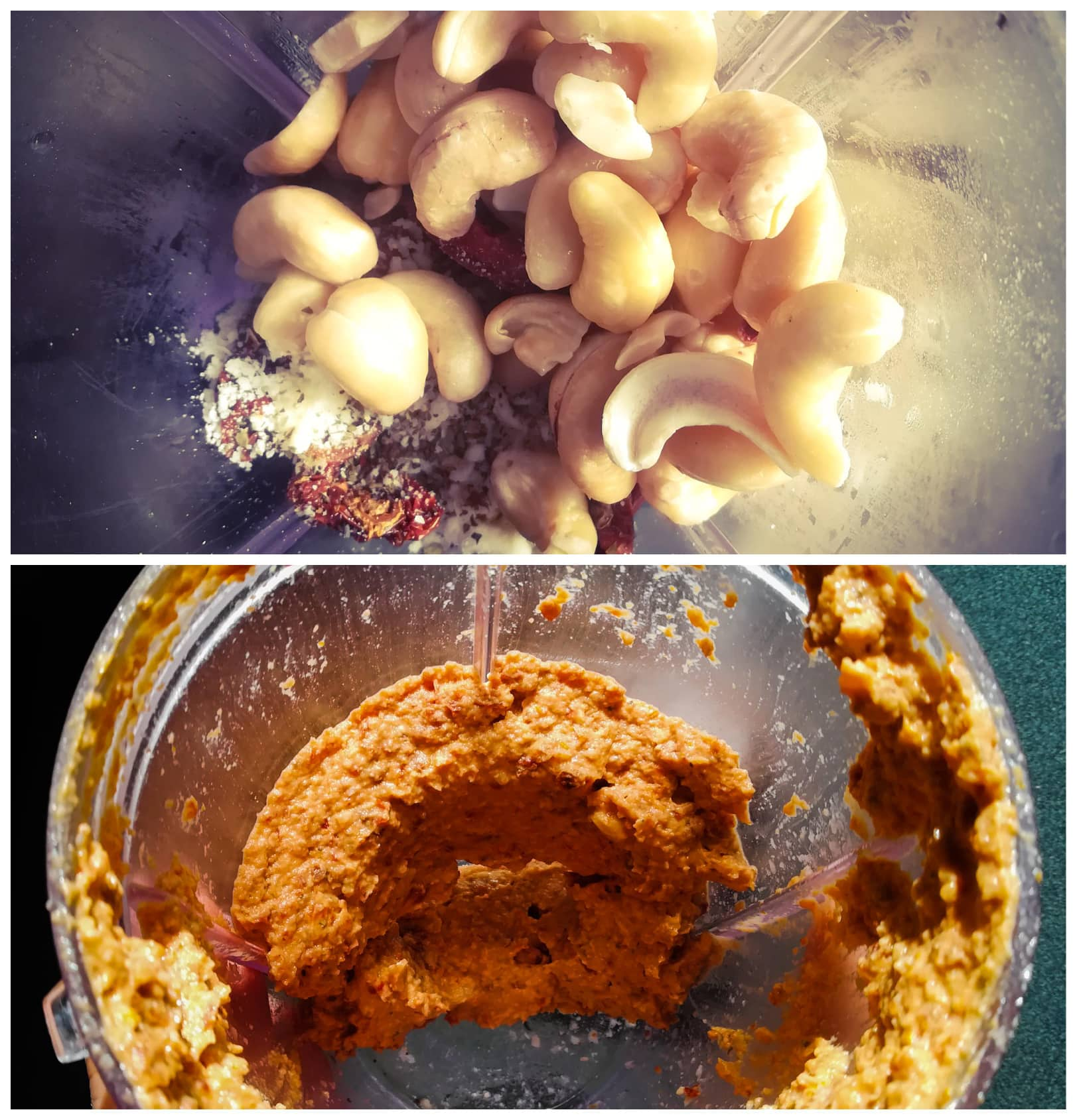 Creamy Sun-Dried Tomato Pasta ingreients ramona debono
