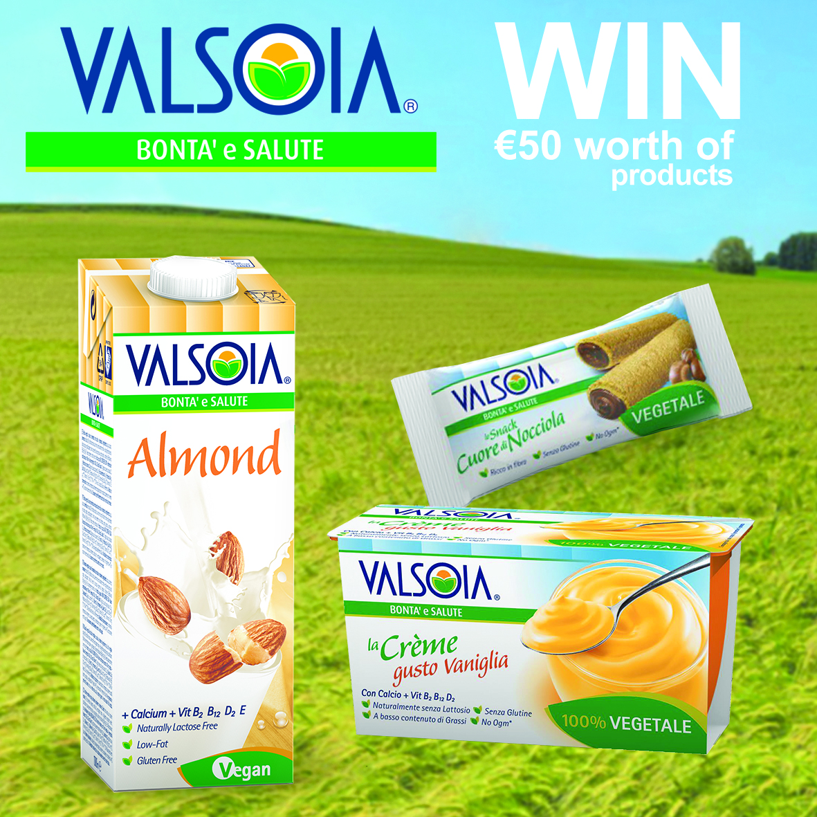 Valsoia - fb Competition