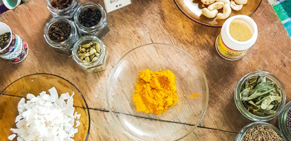 Everything I learnt about cooking with whole spices from That Indian Food Guy