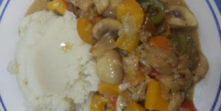 Mushroom and Pepper Stroganoff – Quick Healthy Meals