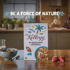 Facebook Competition – Win €50 worth of W.K Kellogg products – ends 7th May 2019