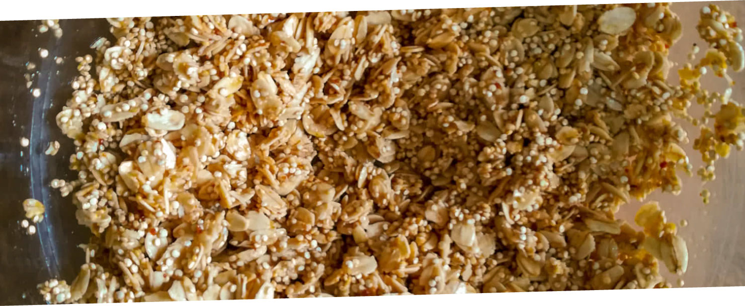 ramona-debono-Crunchy-Quinoa-Granola-mix-done