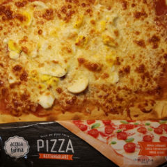 Acqua & Farina Fresh Pizza base – make your own pizza