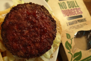 No Bull …. this burger tastes good