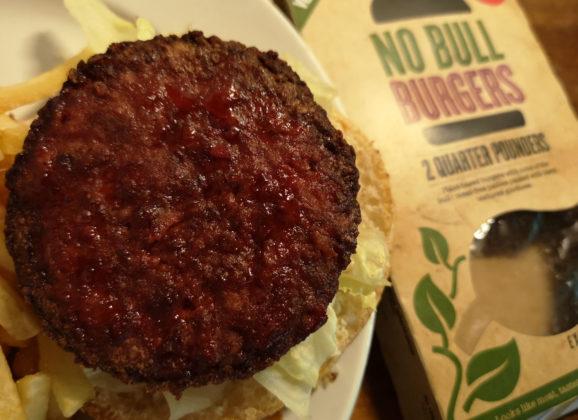 No Bull …. this burger tastes good