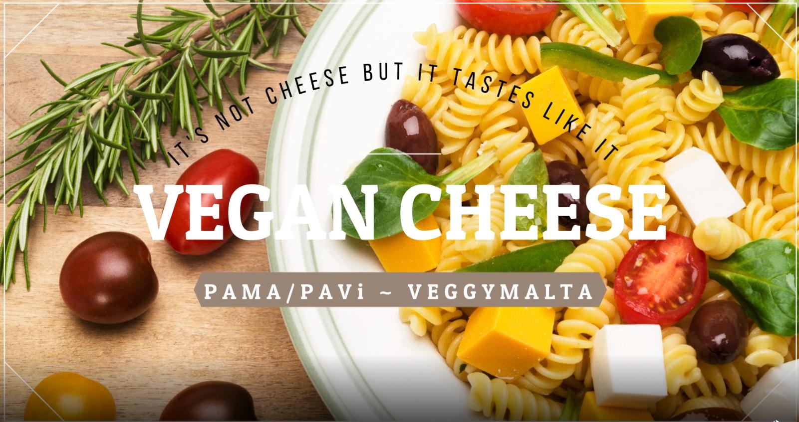 vegan cheeses malta