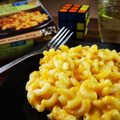 Trying out Amy's Kitchen – Rice Mac & Cheeze
