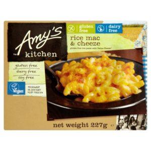 amys kitchen rice mac & cheeze