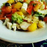 Fior di Vita Greek Feta fresh salad