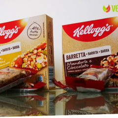 Kellogg's baretta – time for a snack