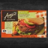 Getting to know Amy's Kitchen Manhattan Burger