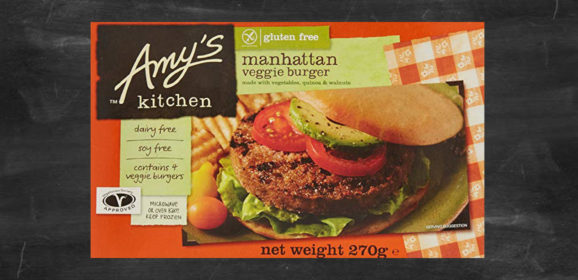 Getting to know Amy's Kitchen Manhattan Burger