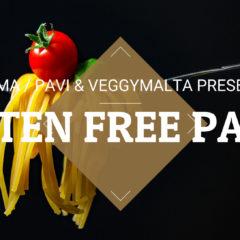 Gluten Free pasta – offer