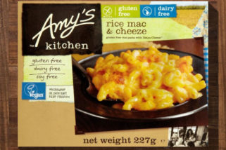 Facebook Competition – Win €50 worth of Amy's Kitchen products – ends 11th October 2019