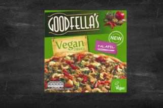 Goodfella's Falafel vegan Pizza