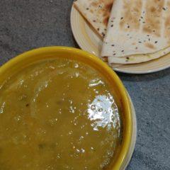 Back To The Kitchen. Split Pea Soup.