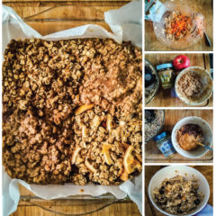 Baked Oats – 4 ways!!