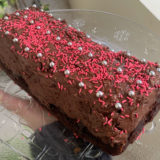 Vegan and Gluten-Free Chocolate Loaf Cake