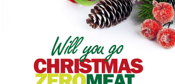 Let's go meat free this holiday season