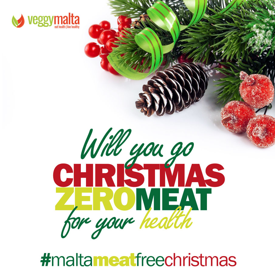 meat free christmas
