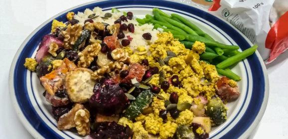Seasonal Roasted Salad