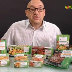 Tesco Meat-free range at Smart Supermarket