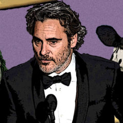 Joaquin Phoenix's Oscars speech in full
