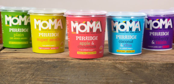 MOMA – Making Oats more Awesome!