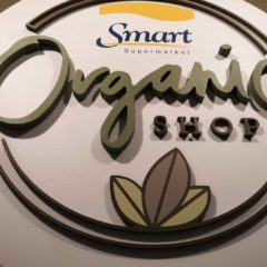 Smart Supermarket Organic shop