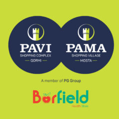 Gluten free promotions at PAMA and PAVI during the month of May
