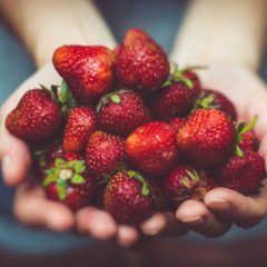 The amazing benefits of strawberries