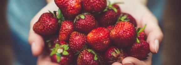 The amazing benefits of strawberries