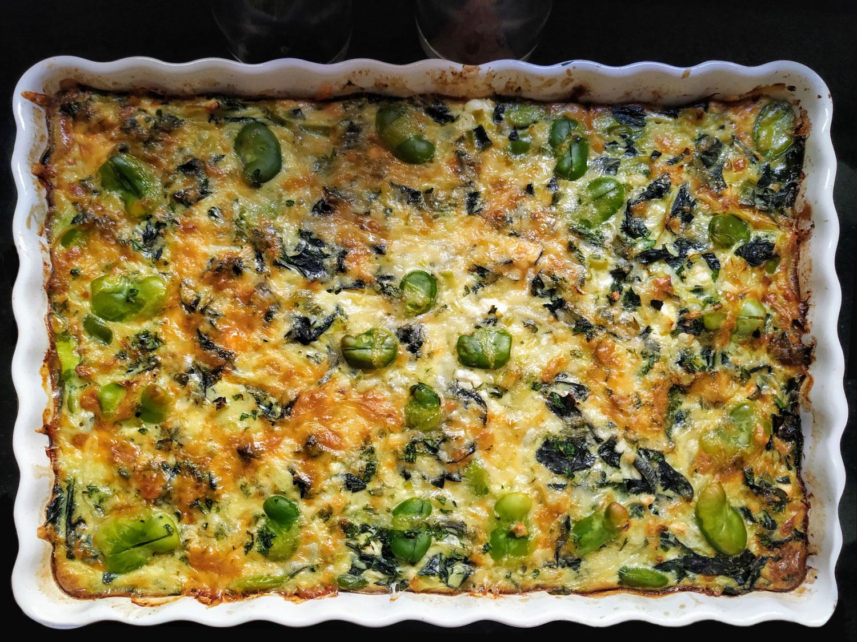 Vegetable-Crustless-Quiche-vegetarian-recipe-marthese-quattromani