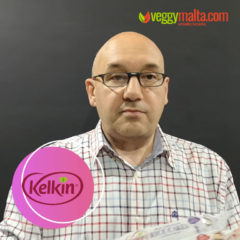 Veggy Malta checks out Kelkin rice cakes