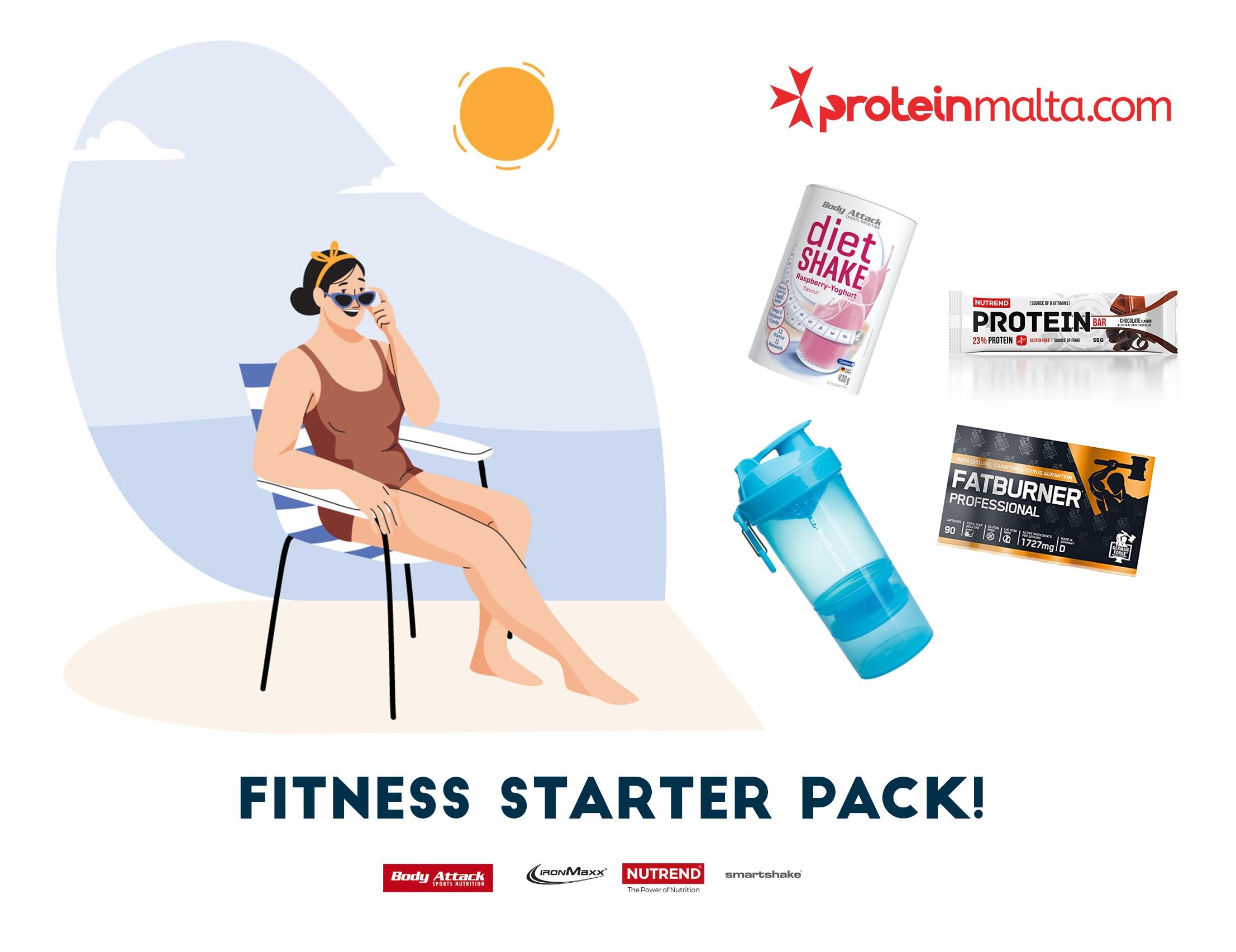 fitness starter pack