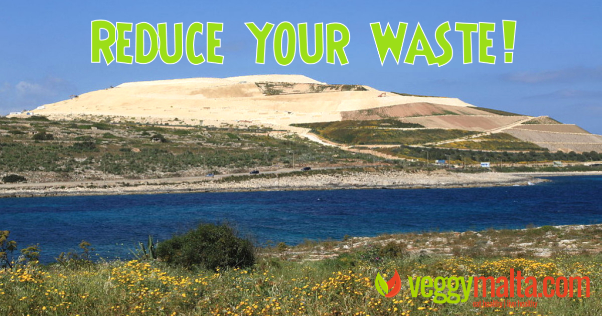 How to reduce waste in Mlata