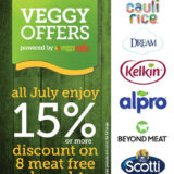 Smart Veggy Offers for July