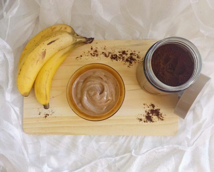 3-ingredient coffee nice cream