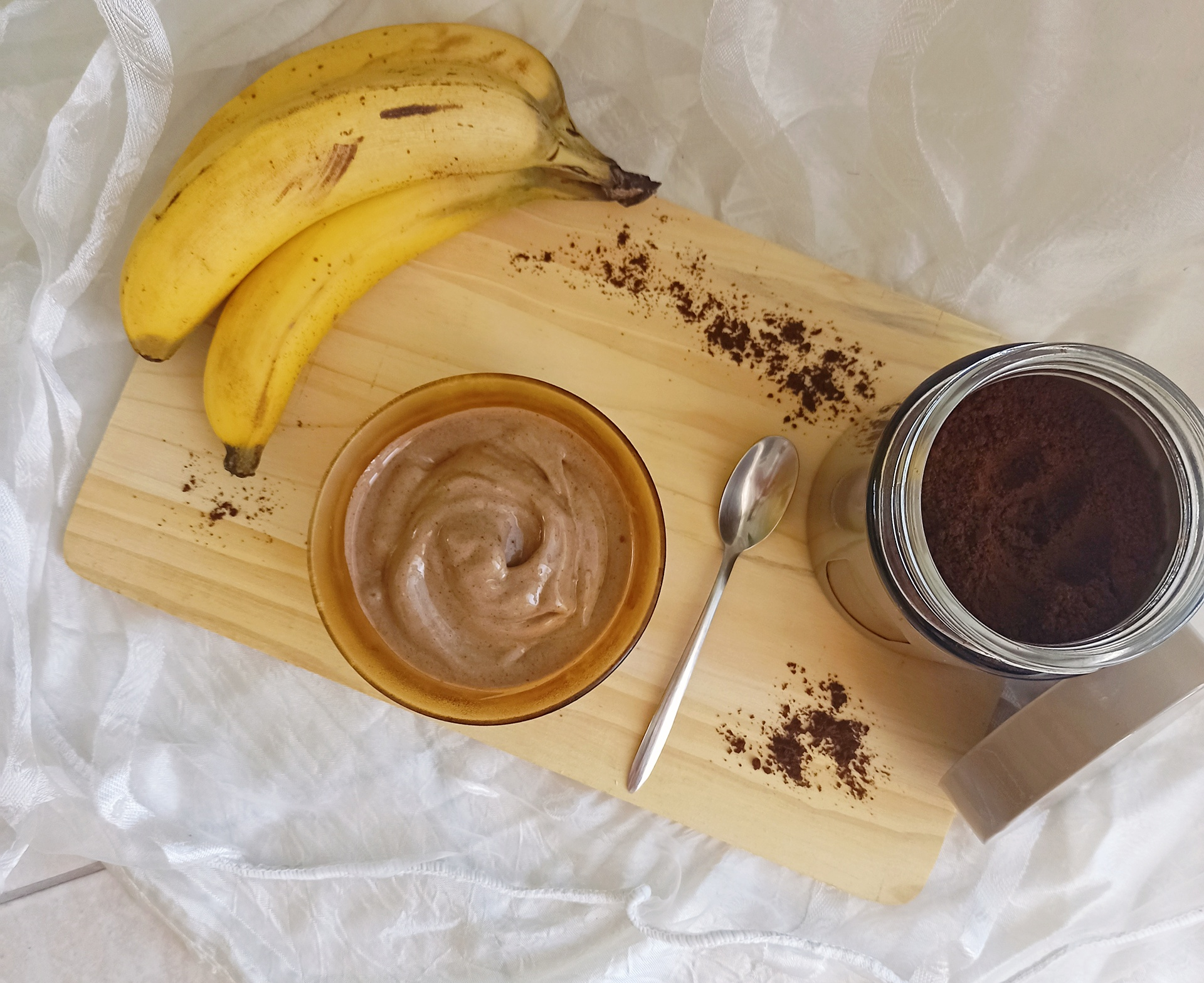 3-ingredient coffee nice cream