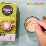 VeggyMalta checks out Nescafe' Gold Almond Macchiato and Coconut Macchiato