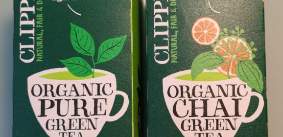 VeggyMalta checks out Clipper Organic Tea