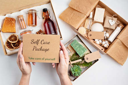 self care package