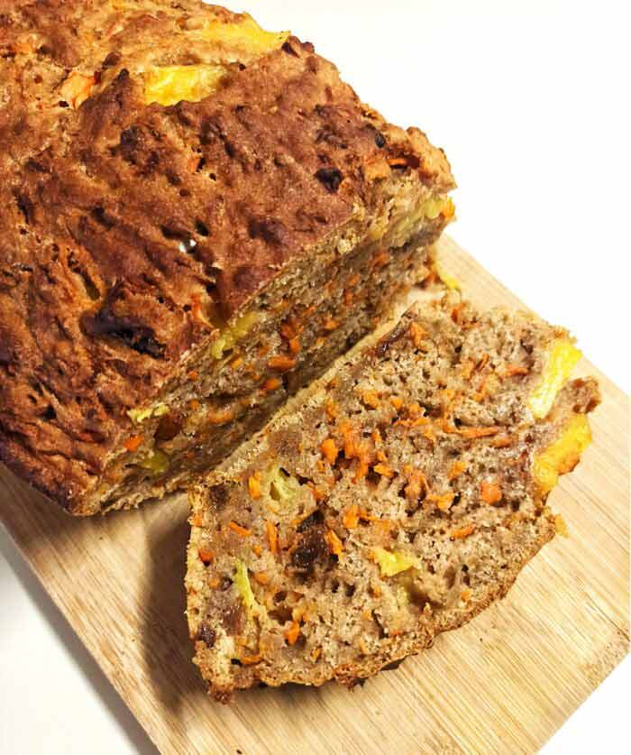 carrot-and-pineapple-loaf
